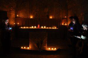 L'Eucaristia, el pa partit
