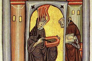 Cantar i escriure amb Hildegarda de Bingen