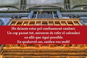 Audició del Miracle: La Missa de Santa Cecília de Gounod