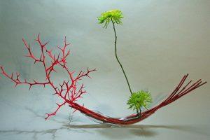 Ikebana d'estiu