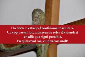 Setmana Santa al Miracle