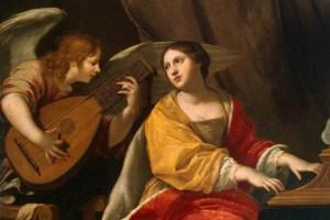 En homenatge a santa Cecília